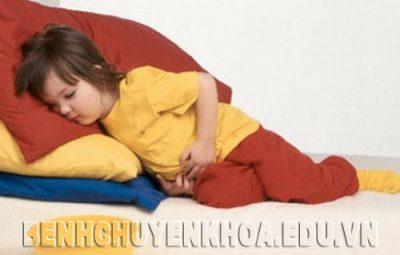 Nguyên nhân, triệu chứng bệnh đau ruột thừa ở trẻ
