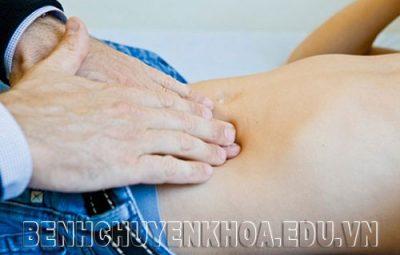 Những dấu hiệu nhận biết bệnh viêm ruột thừa