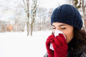 Các bệnh mùa đông thường gặp