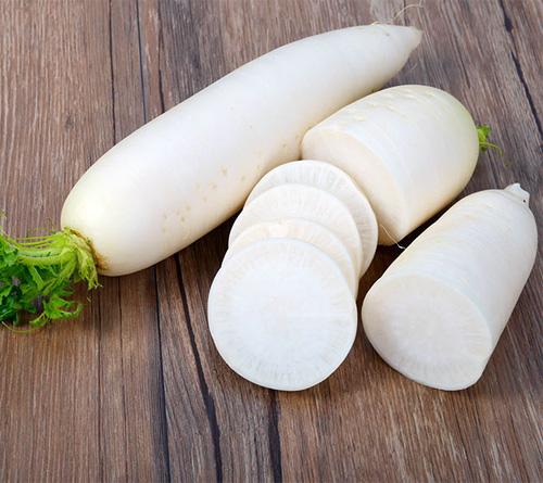 Củ cải trắng thực phẩm cấm kỵ cho người huyết áp thấp