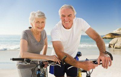 Tập thể dục mẹo điều trị chứng mất ngủ ở người già