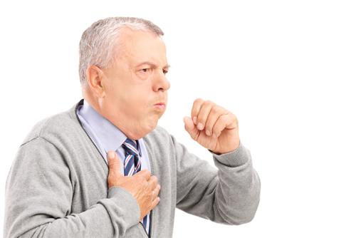 Bệnh hô hấp thường gặp ở người già