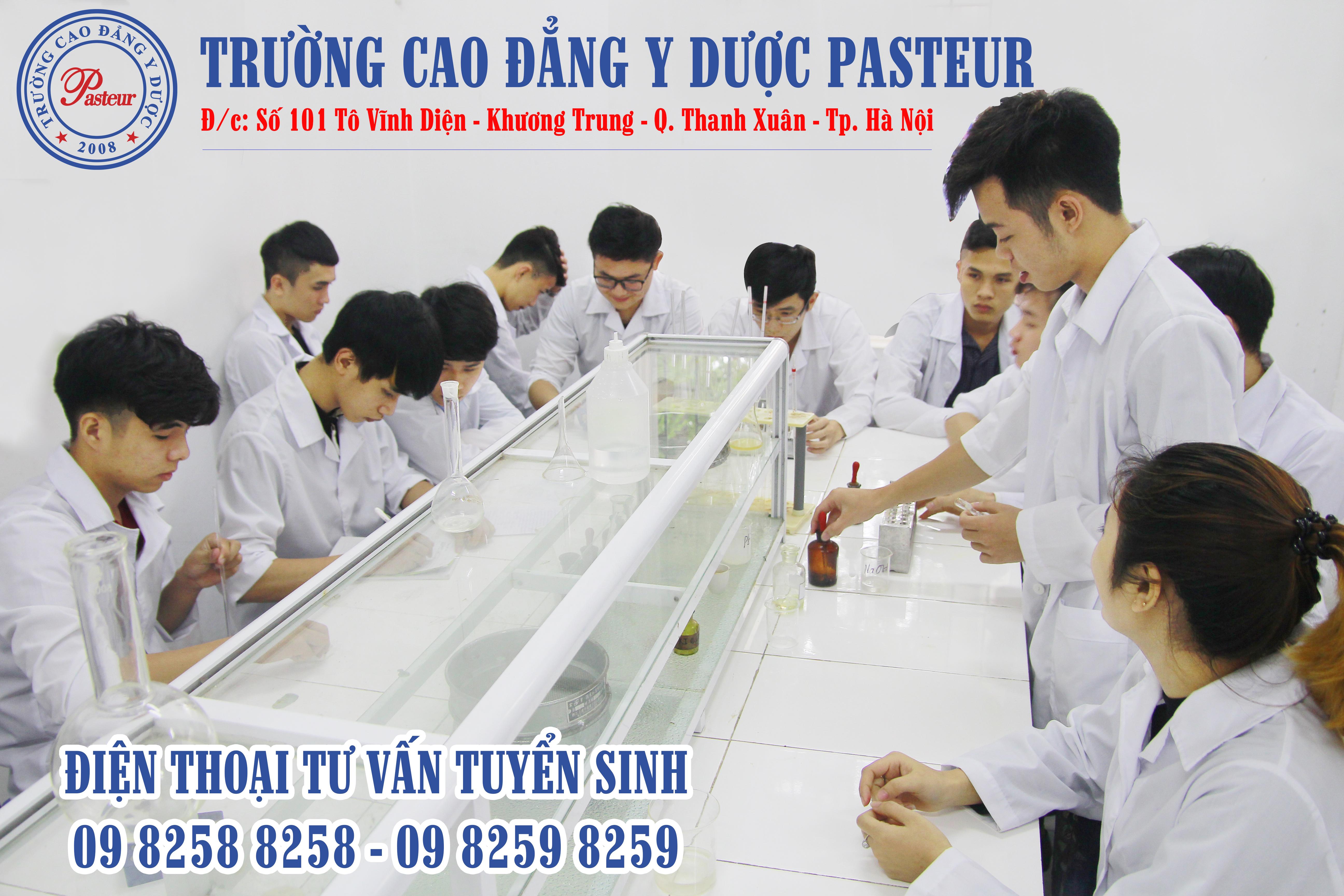 Địa chỉ đào tạo Cao đẳng Dược tại Hà Nội ở đâu?