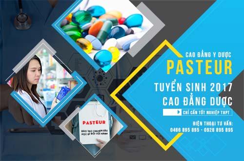 Tư vấn tuyển sinh Cao đẳng Dược - Trường Cao đẳng Y Dược Pasteur