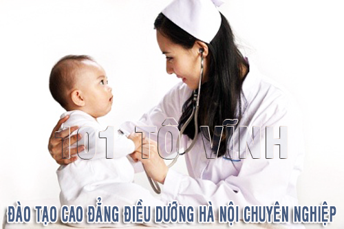 Địa chỉ học Cao đẳng Điều dưỡng tại Hà Nội năm 2017 ở đâu?