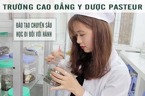 Cao đẳng Dược Hà Nội xét tuyển nguyện vọng 2 năm 2017
