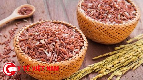Sử dụng gạo lứt để đẩy lùi cơn đau gout
