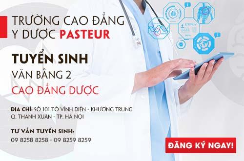 Trường Cao đẳng Y Dược Pasteur là địa chỉ uy tín nhất nên theo học ngành Dược