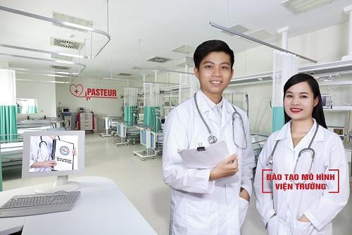 Trường Cao đẳng Y Dược Pasteur đào tạo mô hình viện- trường