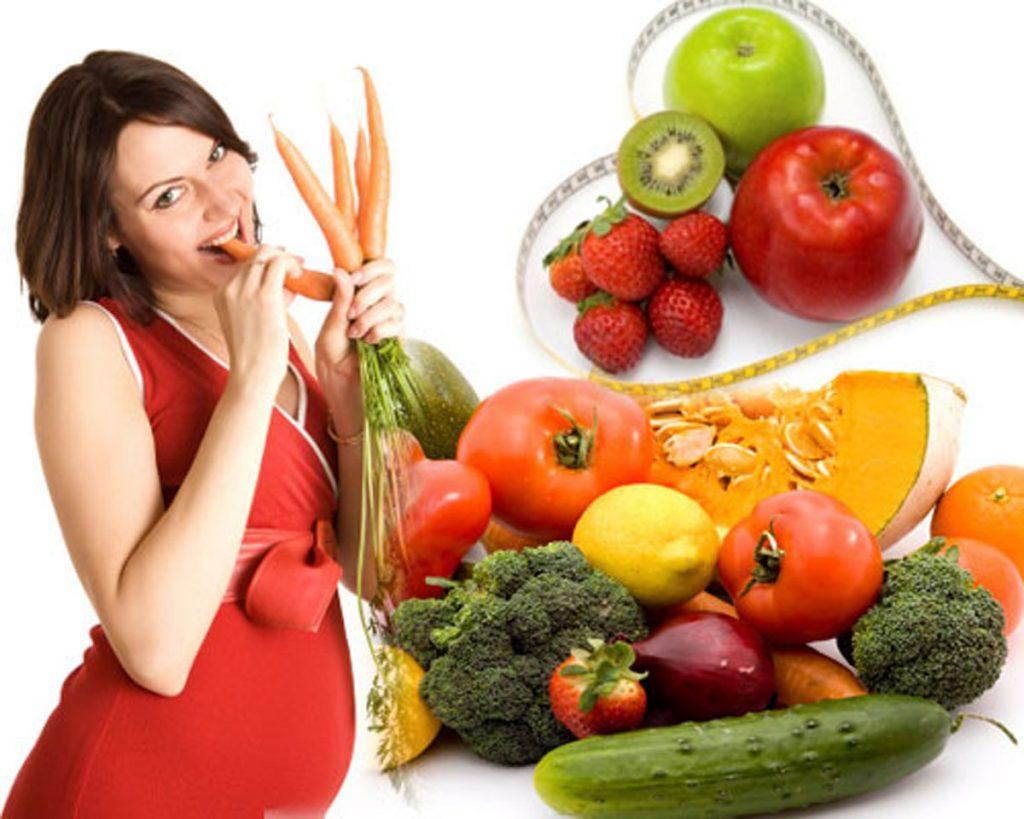 Mẹ bầu nên bổ sung lượng sắt phù hợp tránh tình trạng thiếu máu
