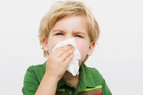 Viêm đường hô hấp ở trẻ nhỏ