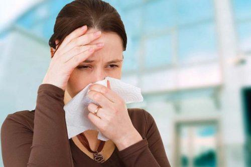 Viêm xoang căn bệnh thường gặp ở khí hậu Việt Nam