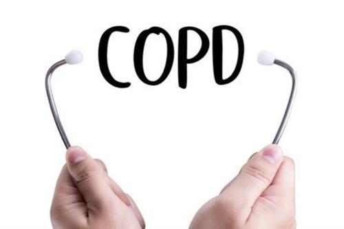 Người bị COPD sẽ có những biểu hiện như ho mạn tính,...