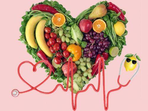 Duy trì chế độ ăn uống lành mạnh giúp bệnh cao huyết áp ổn định