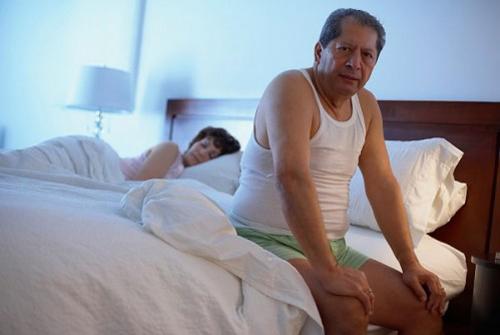 Một vài nguyên nhân điển hình gây nên chứng mất ngủ ở người già