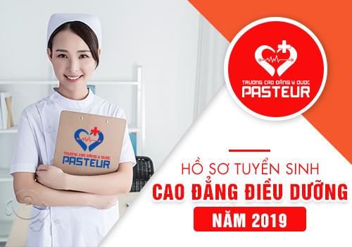 2019 Trường Cao đẳng Y Dược Pasteur tuyển sinh Cao đẳng điều dưỡng