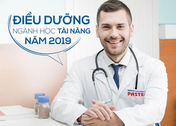 Cao đẳng Điều dưỡng là ngành học tiềm năng trong năm 2019