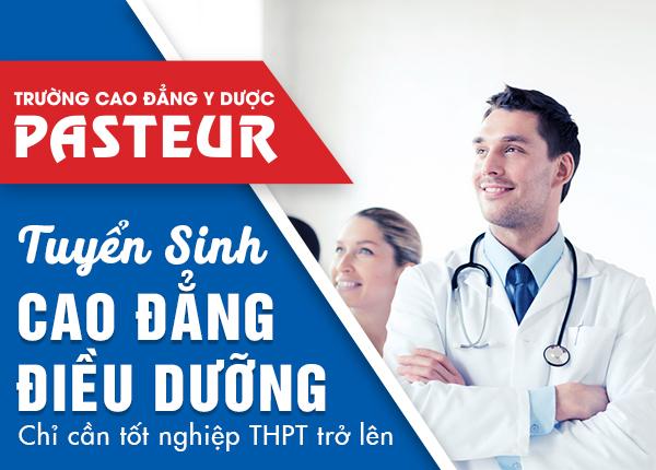 Tuyển sinh Cao đẳng Điều dưỡng chỉ cần tốt nghiệp THPT trở lên