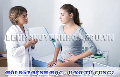Hỏi đáp bệnh học - U xơ tử cung?