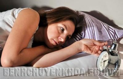 Hỏi đáp bệnh học - Chứng mất ngủ