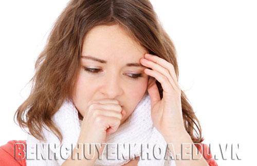 Nguyên nhân biểu hiện của bệnh viêm đường hô hấp trên