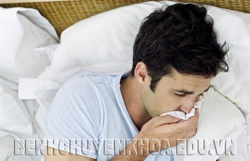 Sau cơn ho vẫn còn đàm có nguy cơ mắc lao phổi