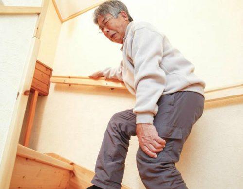 Bệnh xương khớp thường gặp ở người già