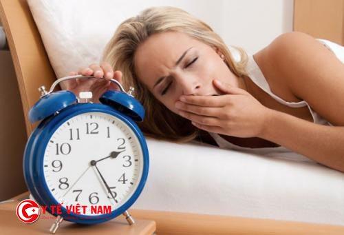 Nguyên nhân gây mất ngủ là gì?