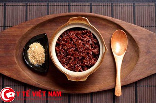 Gạo lứt có công dụng cực kì có ích với bệnh gout