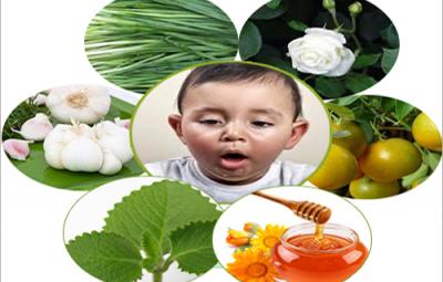 Bài thuốc tiêu đờm trong họng hiệu quả cho trẻ sơ sinh
