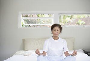 Ngủ trưa ngắn và tập thể dục
