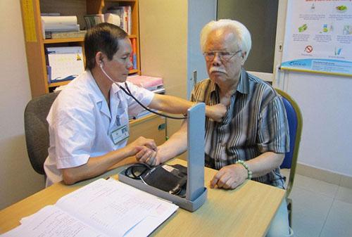 Kiểm tra sức khỏe định kỳ tại các cơ sở y tế
