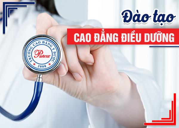 Năm 2019 Nhà trường đào tạo chuyên sâu Cao đẳng Điều dưỡng