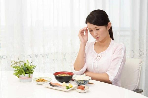 Chán ăn có thể là dấu hiệu của bệnh viêm gan