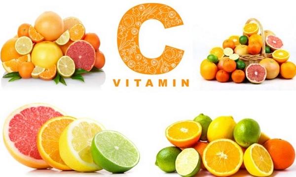 Những thực phẩm giàu vitamin C tốt cho người bệnh hen suyễn